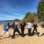 Lake Tahoe Outdoor Team Building