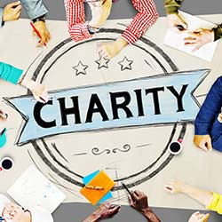 Team Building Charity Outreach