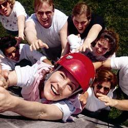 Team Building Challenge Course