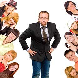 Team Comedy Improv Team Building