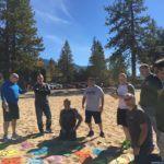 Lake Tahoe Team Building