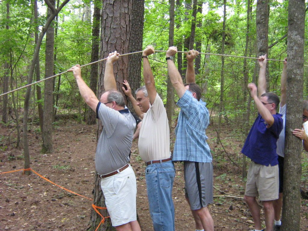 Ropes Courses Team Building Activities Innerwork Company