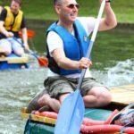 Team Building Boat Races