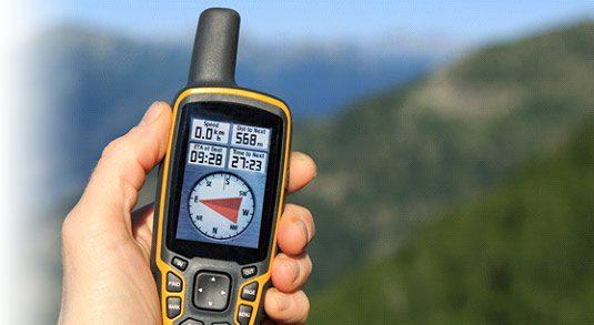 Geo Team Building GPS