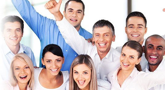 Corporate Meeting Energizers Team